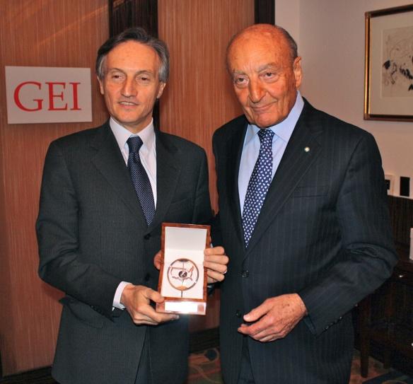 Amb. Claudio Bisogniero-3-16-12
