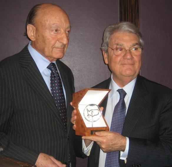 Caputo honors Calogeri Mannino-2-26-10